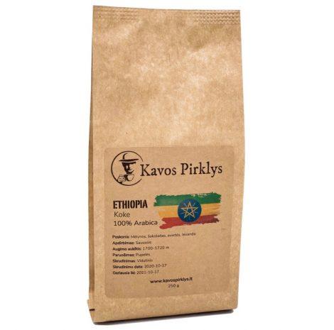 Kava Ethiopia Koke